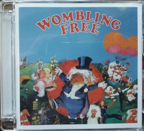 The Wombles<br>Wombling Free<br>CD